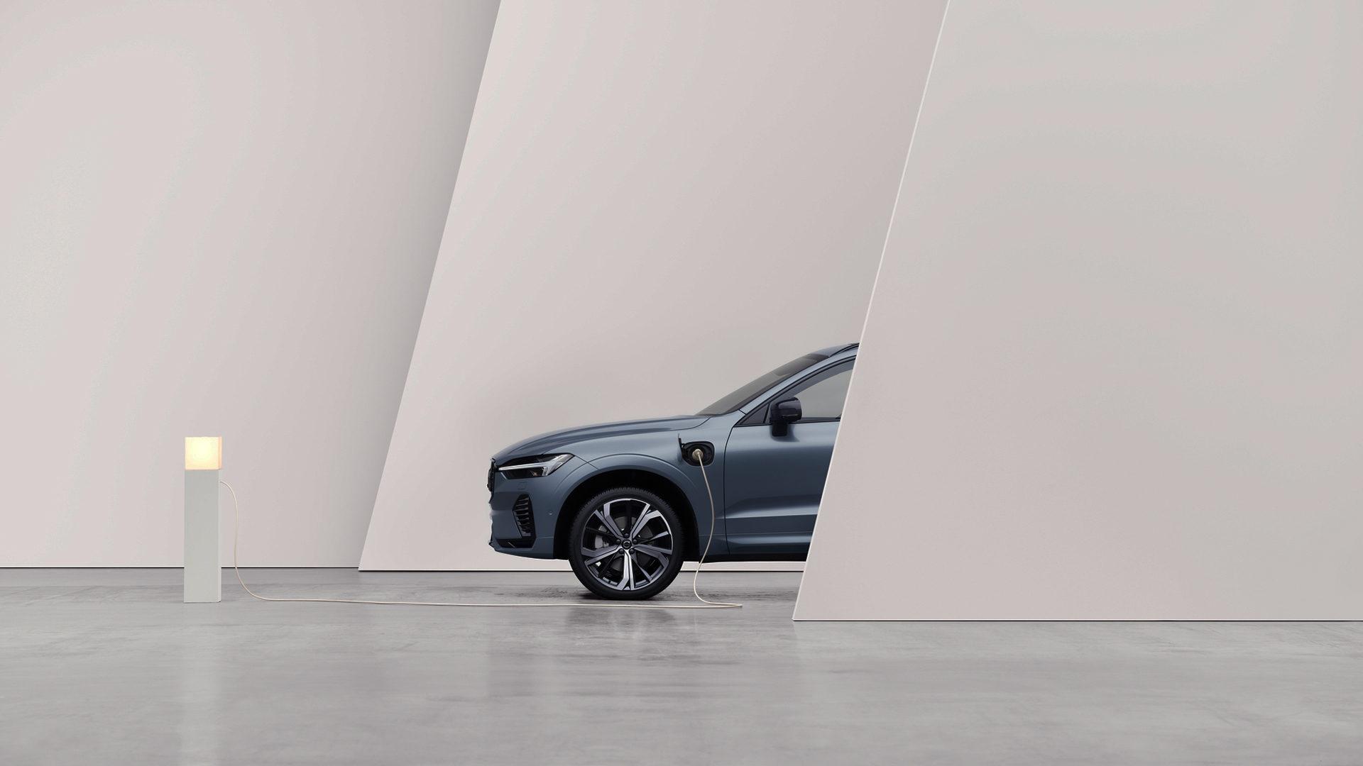 Hybrydowe Volvo XC60 w specjalnej ofercie